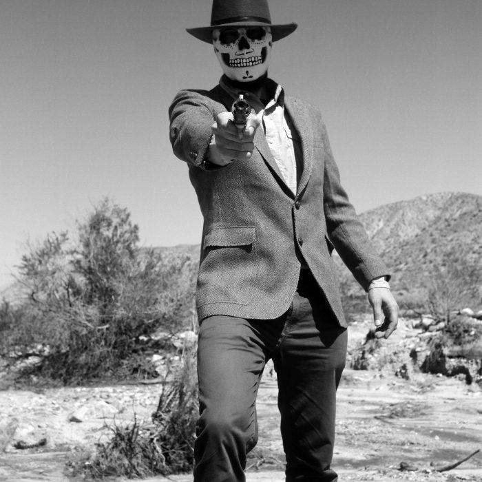 Joshua Tree Shooter