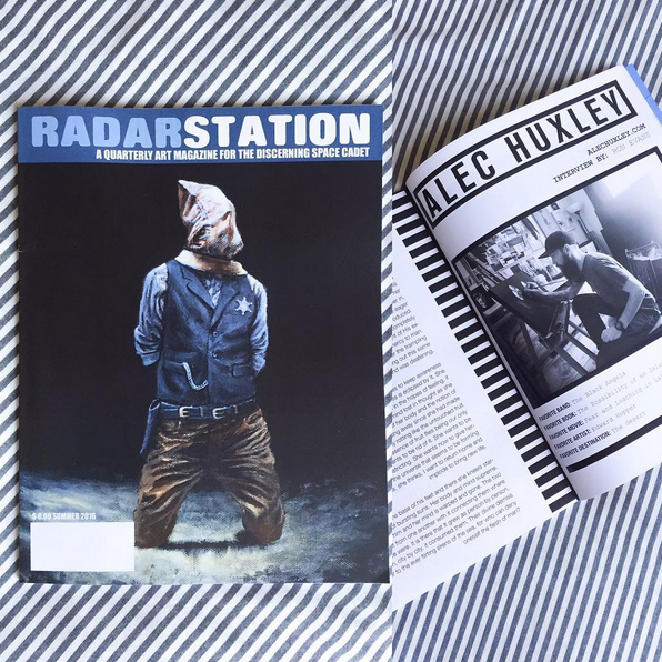 RadarStation Magazine