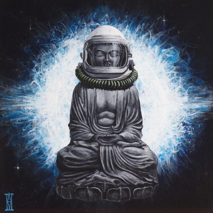 Cosmic Dharma (blue shift)