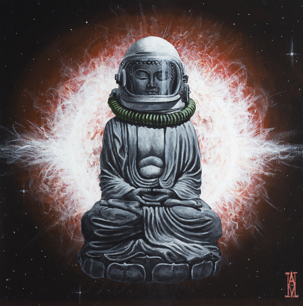 Cosmic Dharma (red shift)