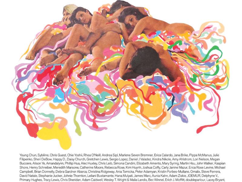 """""""Flower Child"""" Group Show at Modern Eden Gallery"""