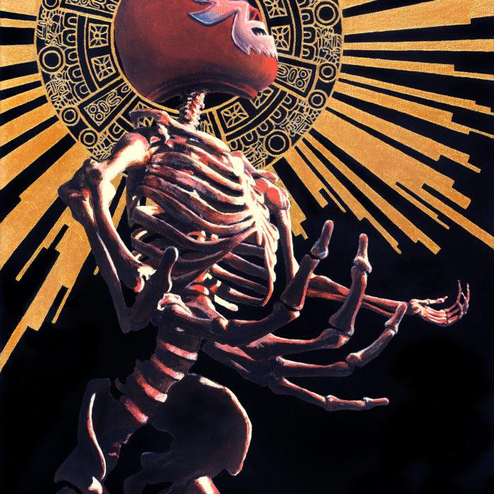 Los Rayos Dorados De La Inmortalidad