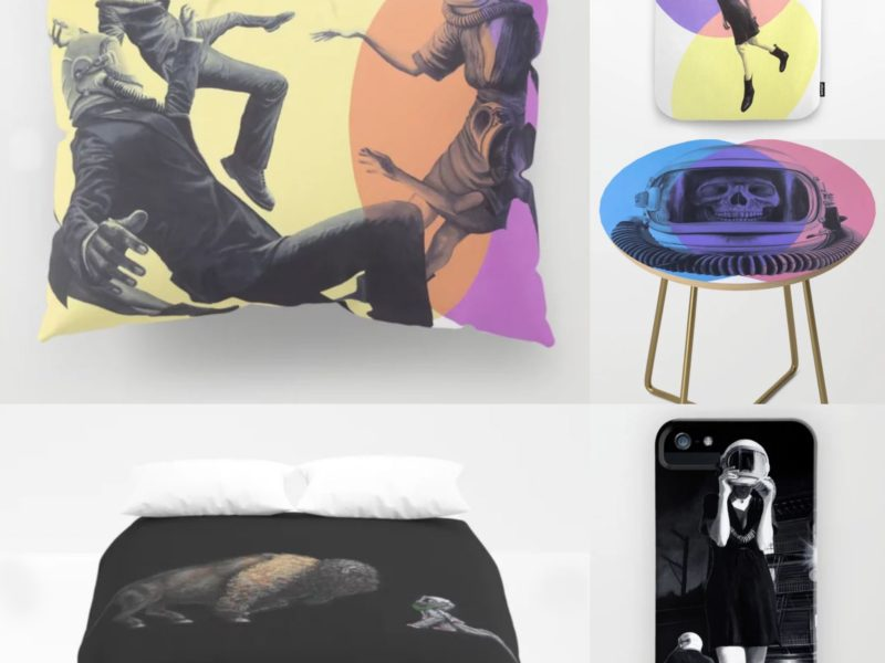 New Stuff at Society6