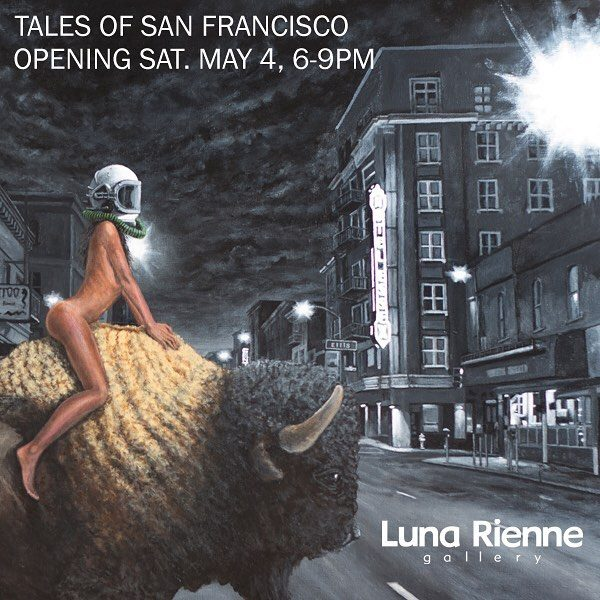 Tales Of San Francisco