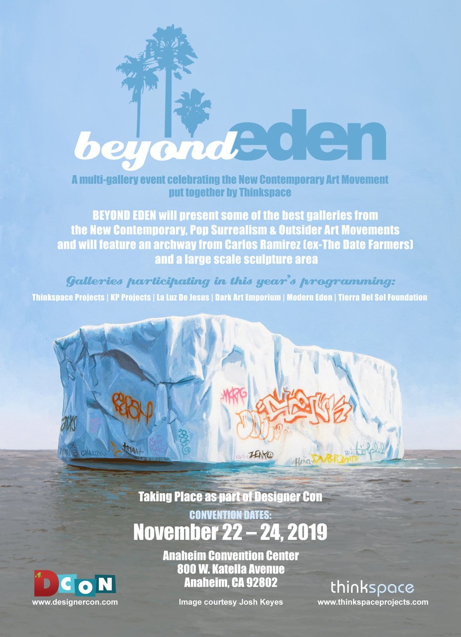 Beyond Eden at DesignerCon