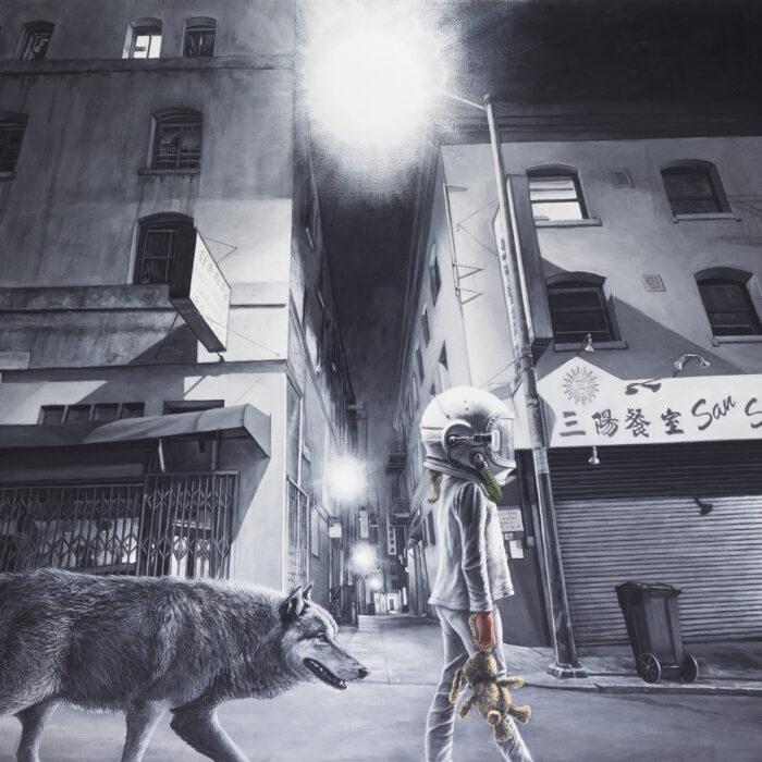 We Walk Like Ghosts